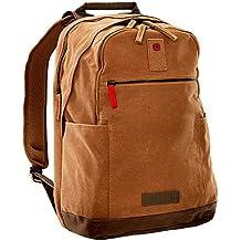 Wenger 602830 Arundel 39,62 cm (15,6 Zoll) Laptop Rucksack mit Tablet-Tasche camel