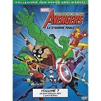 The Avengers - I più potenti eroi della Terra! - La stagione finaleVolume07Episodi35-40
