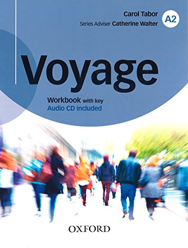 Voyage A2 Workbook wit Key and DVD Pack