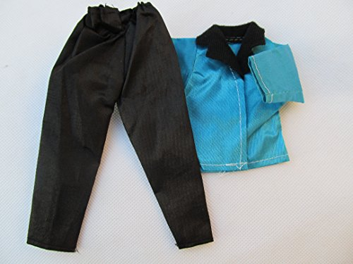 Image of Economy Ken Action Man G.I. Joe Doll Trousers & Jacket clothes outfit (Not Mattel) by Fat-Catz-copy-catz