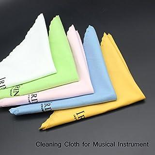 ablegrow (TM) Reinigungstuch Polieren polnischen Tuch Mikrofaser für Gitarre Violine Klavier Klarinette Musical Instrument