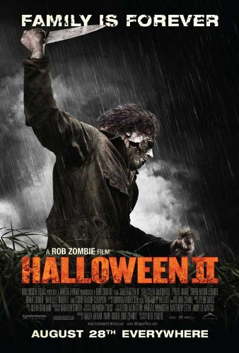 Halloween 2 Plakat Movie Poster (27 x 40 Inches - 69cm x 102cm) (2009) C (Vanek 2 Halloween Chase)