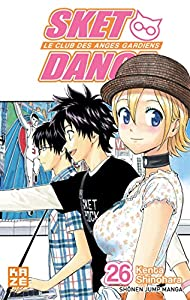 Sket Dance - Le club des anges gardiens Edition simple Tome 26
