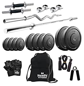 Headly 20 Kg Combo 2 Home Gym