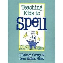 Teaching Kids to Spell