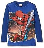 Acquista Marvel 15605forwardslash10AZ, T-Shirt Bambino, Blu (Bluette), 128 (Taglia Produttore:8)