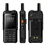 L&Z Smart Phone F40 Funk Outdoor Handy Walkie-Talkie+Mobiltelefon 4G 2,4 Zoll Outdoor-Handy SOS Mobile Phone, Mit Zello Software PPT Android