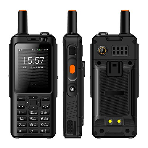 L&Z Smart Phone F40 Funk Outdoor Handy Walkie-Talkie+Mobiltelefon 4G 2,4 Zoll Outdoor-Handy SOS...