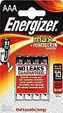 Energizer Batterien MAX Alkaline Micro AAA LR03Stk BatterieMAX