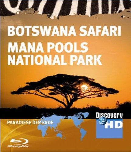 Botswana Safari/Mana Pools National Park - Discovery HD [Blu-ray]