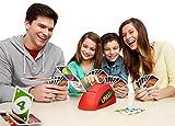 Mattel Games V9364 – UNO Extreme Kartenspiel mit Kartenwerfer, geeignet für 2 – 10 Spieler, Spieldauer ca. 15 Minuten, ab 7 Jahren - 2