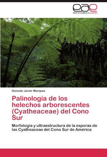 Palinología de los helechos arborescentes (Cyatheaceae) del Cono Sur