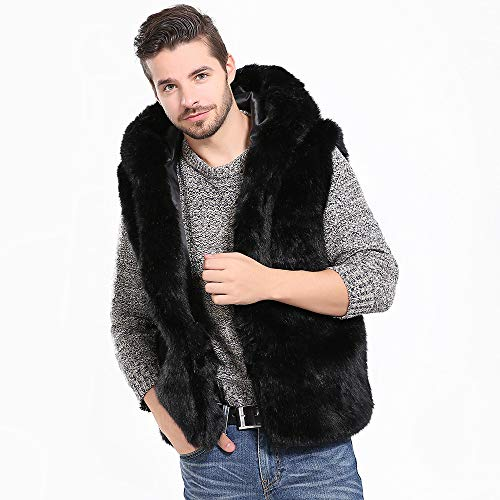 Junjie Herren Zipper Pullover Langarm mit Kapuze Sweatshirt Sport Leicht Langarm Tee Outwear Bluse...