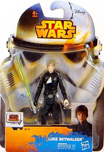 Luke Skywalker Jedi Knight SL10 Star Wars Episode VI - Saga Legends 2015 von Hasbro / Disney