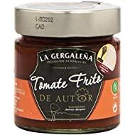 """La Gergaleña Productos Artesanales Tomate Frito """"de Autor"""" - 245 gr"""
