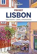 Pocket Lisbon - 4ed - Anglais de LONELY PLANET