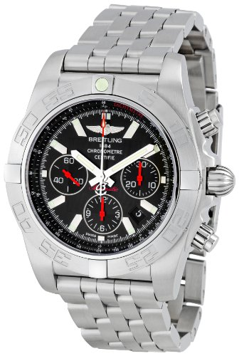 Breitling Men's BTAB011110-BA50SS Chronomat Chronograph Watch