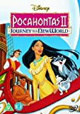 Pocahontas II: Journey to a New World [DVD] by Irene Bedard