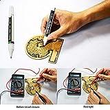 Dandeliondeme ableitfähige Tinte, Elektronische Schaltung DIY Ziehen Schwarz