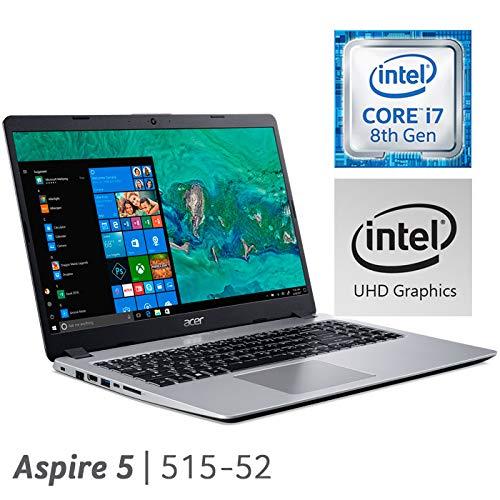 "Acer Aspire 5 A515-52-76Df Portatile 15.6"" Hd, Core I7-8565U, 8Gb, 256Gb"