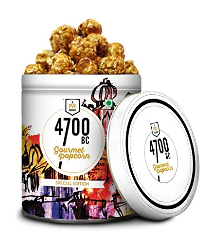 4700BC Orange Chilli Caramel Popcorn