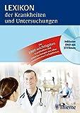 Lexikon der Krankheiten und Untersuchungen - Felicitas Witte