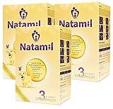 Natamil 3, Kindermilchnahrung, ab dem 12. Monat, 3er Pack (3 x 800 g)
