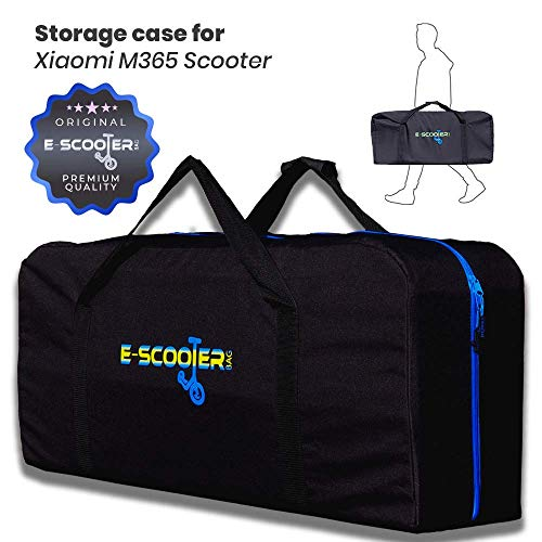 E-Scooter Bag bolsa de transporte para patinete electrico Xiaomi M365 compatible con...