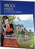 Brockhaus Literaturcomics Madame Bovary: Weltliteratur im Comic-Format