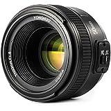 YONGNUO YN50mm F1.8 Lens Large Aperture Auto Focus Lens For Nikon EF Mount Rebel DSLR Camera