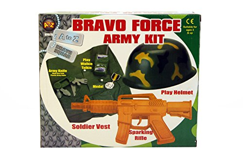 A bis Z 00105Steppe Color Bravo Force Army Kit, Alter ()