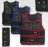 We R SportsTM XTR Weight Vest 5,10,15,20,30 Adjustable Weighted Vest Loss Running Gym Training