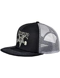 Thrasher Skategoat black/silver Trucker Gorra
