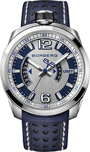 Bomberg Mens Watch BS45.002