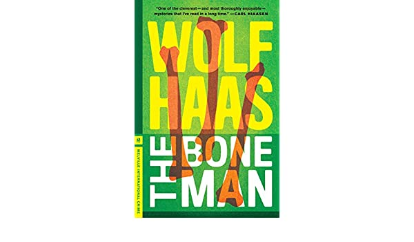 The Bone Man (Melville International Crime)