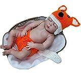 LSCY Costume pour nouveau-nés (filles/garçons), accessoires pour séance photo, renard