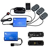 5 in 1 Multi Battery Charging Hub Rapid Battery Charger for DJI Mavic Pro Drone