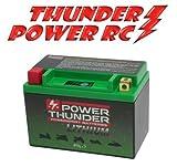 Batería de litio Power Thunder Lithium HJTX9-FP-I para Suzuki GSR 600 2006–2010, 12 V (compatible...