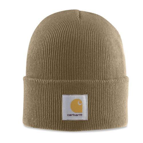 Carhartt A18 Watch Beanie Hat (frontier-braun)