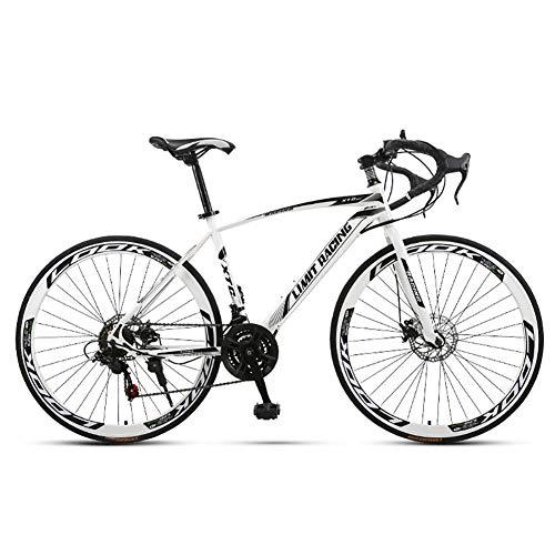Unisexo Bicicleta Carretera competitiva 26 Pulgadas