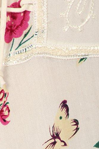 Sakkas Calliope Robe Style Corsage Ivoire