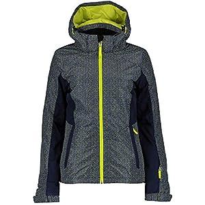 McKINLEY Bea Damen Skijacke AOP/Green Lime