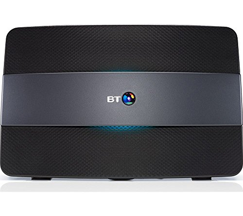 BT Smart Hub Superfast Reliable WiFi - Locked To BT Broadband