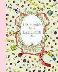 Almanach Ladurée 2014