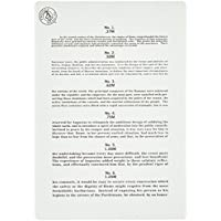 NCD Medical/Prestige Medical 32 - Tabla optométrica de Jaeger (en inglés)