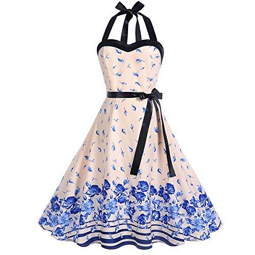 Flapper Dress with Short Sleeves Gatsby Party Women's Dress Style Girls Princess Fancy Dress Costume 1950er Vintage Polka Dots Pinup Retro Rockabilly Kleid Cocktailkleider
