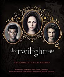 The Twilight Saga: The Complete Film Archive: Memories, Mementos, and Other Treasures from the Creative Team Behind the Beloved Motion Pictures by Robert Abele (Oct 9 2012)