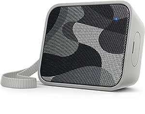 Philips BT110C/00 Splash-Proof Wireless Portable Bluetooth Speaker (Camouflage)