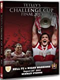 Tetley's Challenge Cup Final 2013 - (Collector's Edition) Hull FC v Wigan Warriors [DVD]