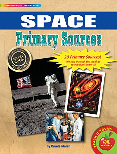 (Space Primary Sources Pack)